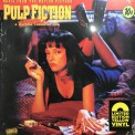 Çeşitli Sanatçılar: Pulp Fiction (Yellow Vinyl) - Plak