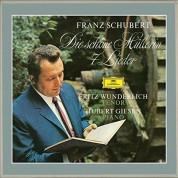 Fritz Wunderlich, Hubert Giesen: Schubert: Die Schone Mullerin; 7 Lieder - Plak