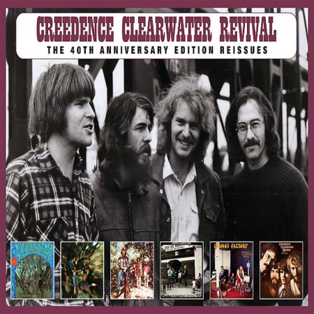 Creedence Clearwater Revival: Green River - CD