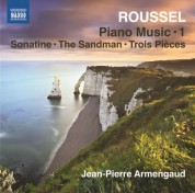 Jean-Pierre Armengaud: Roussel: Piano Works, Vol. 1 - CD