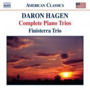 Finisterra Piano Trio: Hagen: Complete Piano Trios - CD