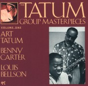 Art Tatum: Product Details The Tatum Group Masterpieces, Vol. 1 - CD