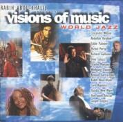 Çeşitli Sanatçılar: Visions Of Music - World Jazz - CD