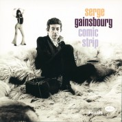 Serge Gainsbourg: Comic Strip - CD