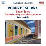 Trio Arbos: Sierra: Piano Trios - CD