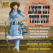 Berlin: Annie Get Your Gun (Original Broadway Cast) (1946) / (Original Film) (1950) - CD