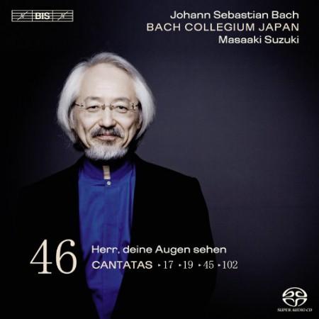 Bach Collegium Japan, Masaaki Suzuki: Bach: Cantatas, Vol. 46 - SACD