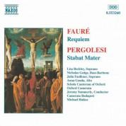 Faure: Requiem / Pergolesi: Stabat Mater - CD