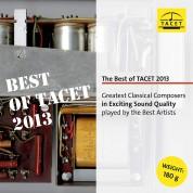 Çeşitli Sanatçılar: Best of Tacet 2013 - Plak