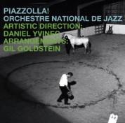 Orchestre National de Jazz, Gil Goldstein: Piazzolla! - CD