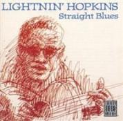 Lightnin' Hopkins: Straight Blues - CD