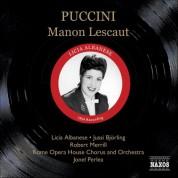 Puccini: Manon Lescaut (Albanese, Bjorling, Perlea) (1954) - CD