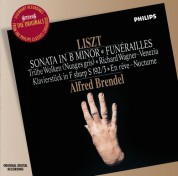 Alfred Brendel: Liszt: Piano Sonata İn B Minor - CD