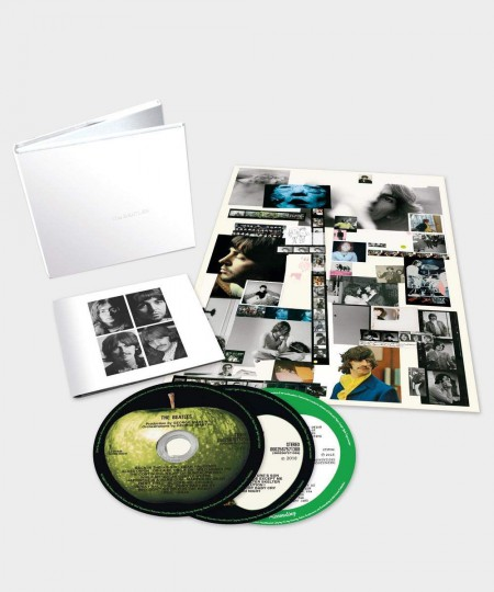 The Beatles: White Album - Esher Demos (Limited Deluxe Edition) - CD