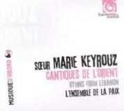 Soeur Marie Keyrouz, L''Ensemble de la paix: Cantiques de l'Orient - CD