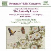 Chen / He: Butterfly Lovers Violin Concerto (The) - CD