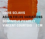 Louis Sclavis, Dominique Pifarély, Vincent Courtois: Asian Fields Variations - CD