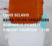 Louis Sclavis, Dominique Pifarély, Vincent Courtois: Asian Fields Variations - CD