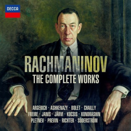 Rachmaninov: The Complete Works - CD
