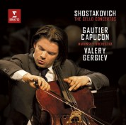 Gautier Capuçon: Shostakovich: Cello Concerto - CD