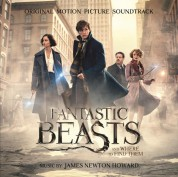 Çeşitli Sanatçılar: Fantastic Beasts And Where To Find Them (Soundtrack) - Plak
