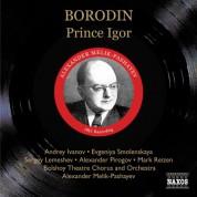 Borodin: Prince Igor (Ivanov, Smolenskaya, Melik-Pashayev) (1951) - CD