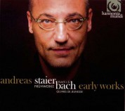 Andreas Staier: J.S. Bach: Early Works - CD