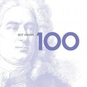 Çeşitli Sanatçılar: Best 100 - Handel - CD
