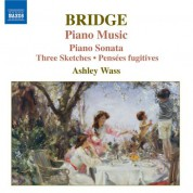 Ashley Wass: Bridge: Piano Music, Vol. 2 - CD