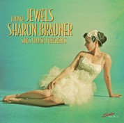 Sharon Brauner: Jewels (Sings Yiddish Evergreens) - Plak
