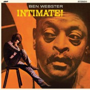 Ben Webster: Intimate! (Remastered) - Plak
