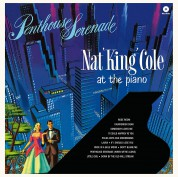 "Nat ""King"" Cole: Penthouse Serenade + 2 Bonus Tracks! - Plak"