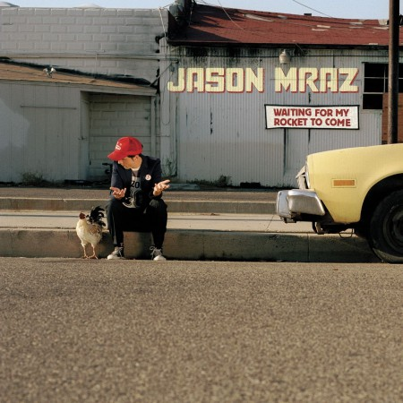 Jason Mraz: Waiting For My Rocket To Come - CD