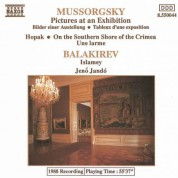 Mussorgsky: Pictures at an Exhibition / Balakirev: Islamey - CD