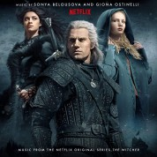The Witcher (Music from the Netflix Original Series) - CD