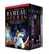 Rameau: Operas (Les Boréades; Castor et Pollux; In Convertendo; Les Indes Galante; Les Paladins; Zoroastre) - DVD