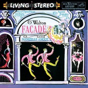 Royal Opera House Orchestra at Covent Garden, Anatole Fistoulari: Walton: Facade - Plak