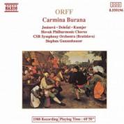 Slovak Philharmonic Chorus: Orff: Carmina Burana - CD