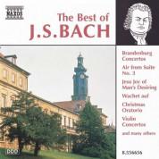 Çeşitli Sanatçılar: Bach, J.S. (The Best Of) - CD
