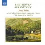 Beethoven / Wranitzky: Oboe Trios - CD