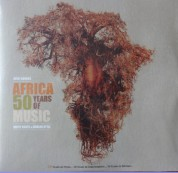 Çeşitli Sanatçılar: Africa : 50 Years Of Music (10') - Single Plak