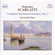 Scarlatti, D.: Keyboard Sonatas (Complete), Vol.  3 - CD