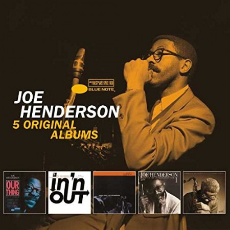 Joe Henderson: 5 Original Albums - CD