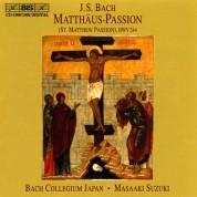 Bach Collegium Japan, Masaaki Suzuki: J.S. Bach: St. Matthew Passion (Matthäus-Passion): 3 CD:s for 2 - CD