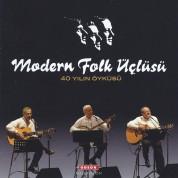 Modern Folk Üçlüsü: 40.Yıl - CD