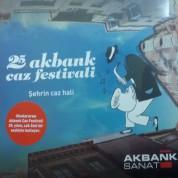 Çeşitli Sanatçılar: 25. Akbank Caz Festivali - CD