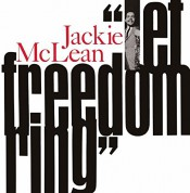 Jackie McLean: Let Freedom Ring (Remastered - Limited Edition) - Plak