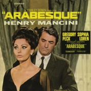 Henry Mancini: Arabesque (Limited Numbered Edition - Green  Vinyl) - Plak