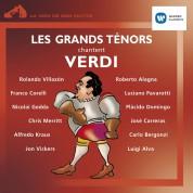 Verdi: Les Grands Tenors Chantent Verdi - CD