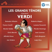Verdi: Les Grands Tenors Chantent Verdi - CD